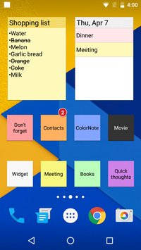ColorNote Notepad Notes 2