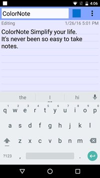ColorNote Notepad Notes 3