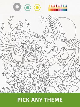 Colorfy - Coloring Book Free 5