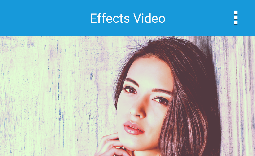 Effects Video - Filters Camera 1.1