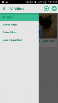 Fast & Slow Motion Video Tool 7