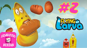 Flying LARVA