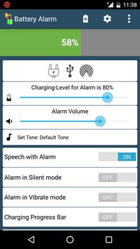 Full Battery Charge Alarm 6