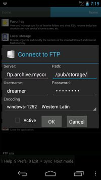 Ghost Commander File Manager 3