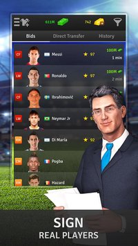 Golden Manager - Soccer 2