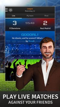 Golden Manager - Soccer 3