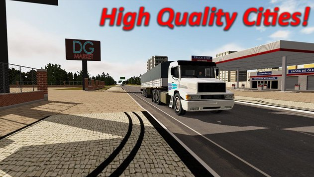 Heavy Truck Simulator 4