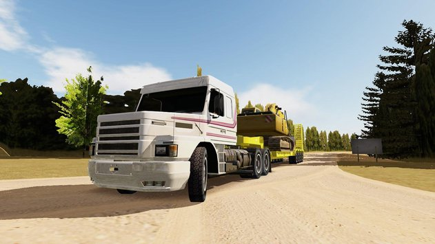 Heavy Truck Simulator 6