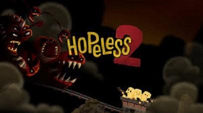 Hopeless 2 Cave Escape logo