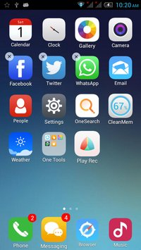 One Launcher 3