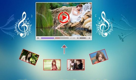 Photo Video Maker with Music 1