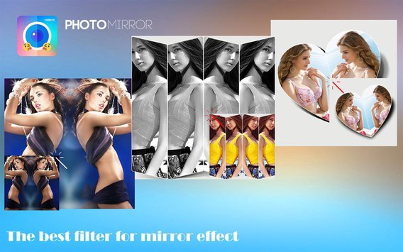 PhotoMirror Pro Collage Maker 4