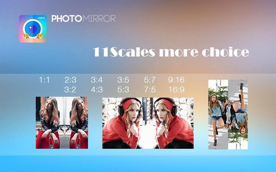 PhotoMirror Pro Collage Maker 5