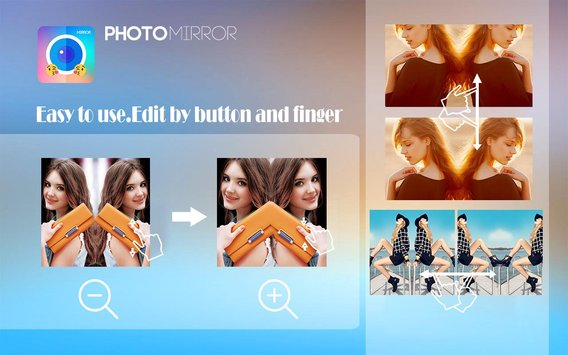 PhotoMirror Pro Collage Maker 6