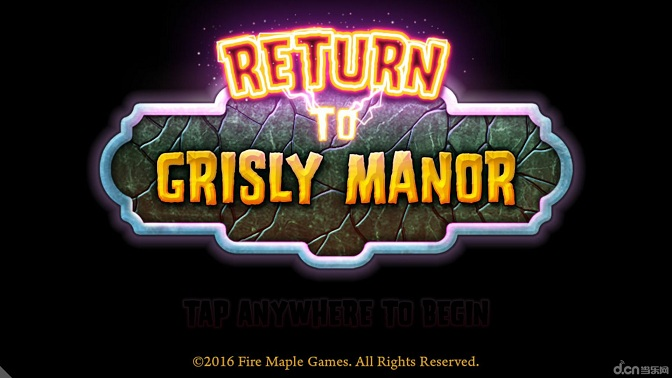 Return to Grisly Manor.03
