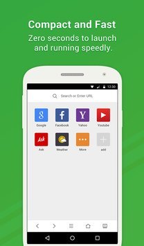 VC Browser - Compact & Fast 1
