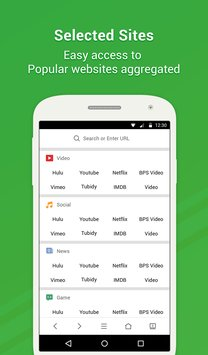 VC Browser - Compact & Fast 3