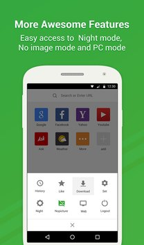 VC Browser - Compact & Fast 4