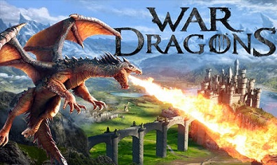 War Dragons logo