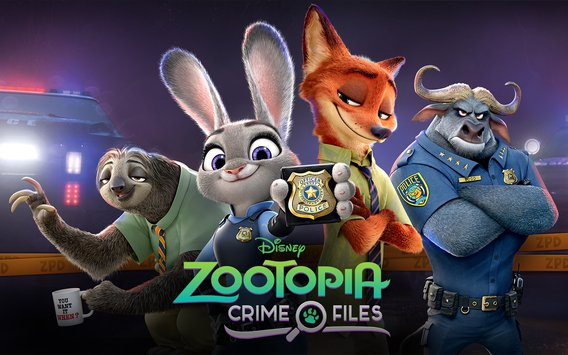 Zootopia Crime Files 6