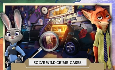 Zootopia Crime Files logo