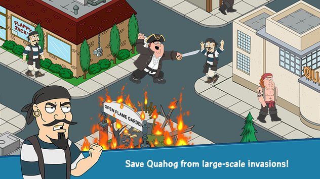 Family Guy The Quest for Stuff 4