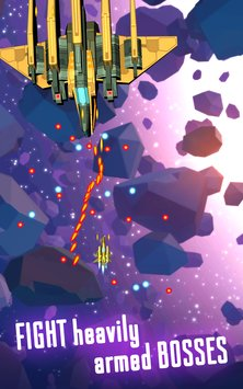 Hyper Force - Space Shooting 2