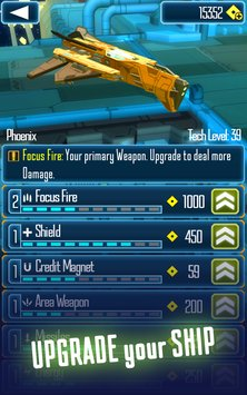 Hyper Force - Space Shooting3