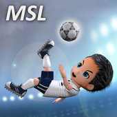 بازی mobile-soccer-league