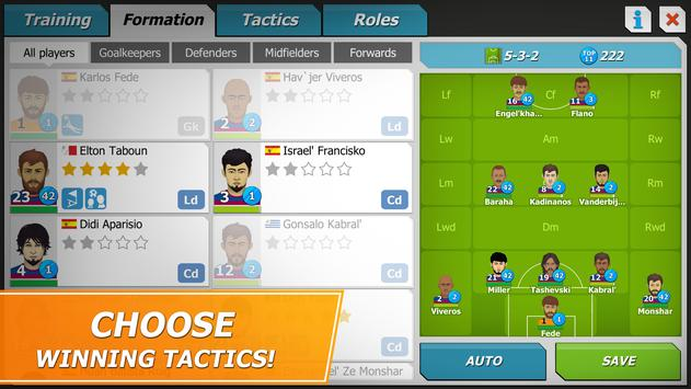 11x11 Football manager 7