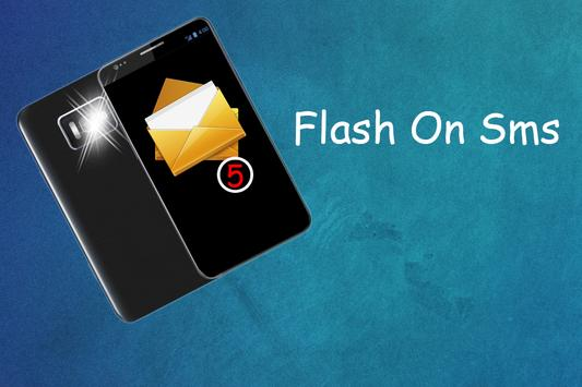 Flash Blinking on Call & SMS 1