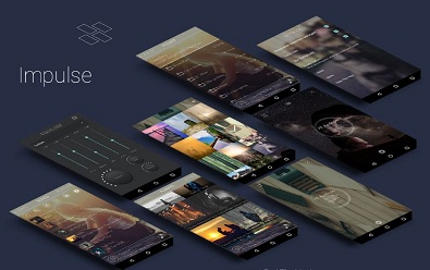 Impulse Music Player Pro 1