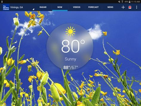Weather - The Weather Channel 8