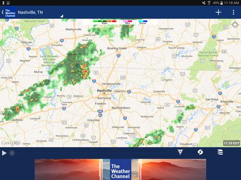 Weather - The Weather Channel 9
