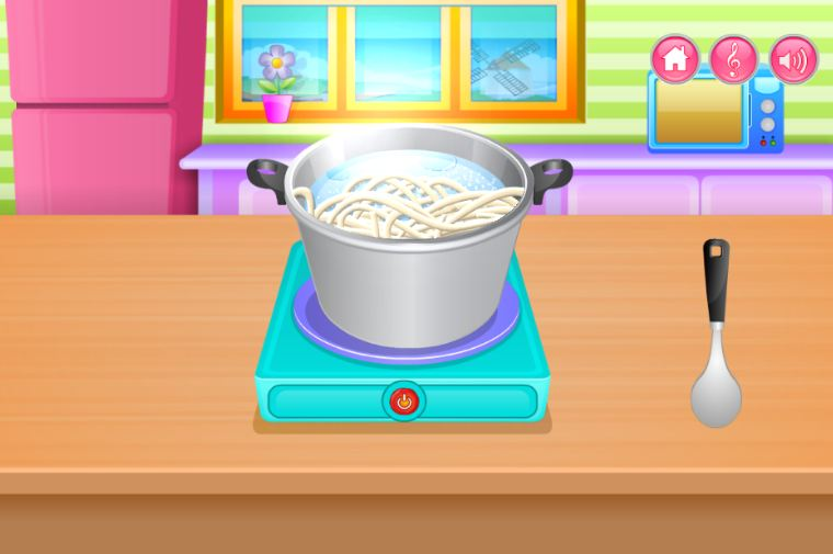 Cooking in the Kitchen 6