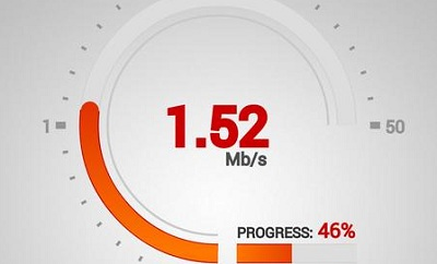 Internet Speed Test 3G 4G Wifi