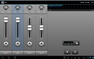 J4T Multitrack Recorder 7