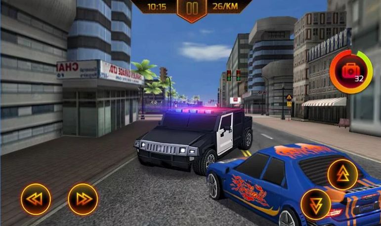 Police Car Chase 2