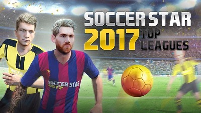 Soccer Star 2017 Top Leagues logo