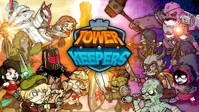 Tower Keepers logo