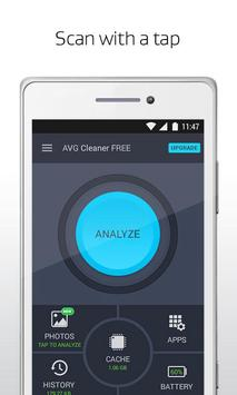 AVG Cleaner for Android phones 1