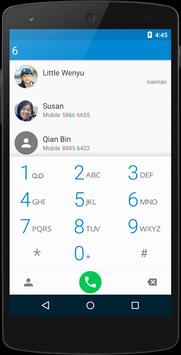 ExDialer - Dialer Contacts