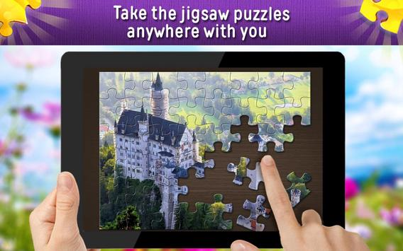 Jigsaw Puzzles World 3