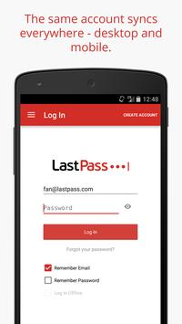 LastPass Password Manager2