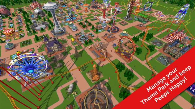 RollerCoaster Tycoon Touch 1