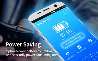 WHAFF Battery Power Saver