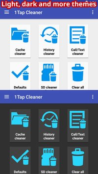 1Tap Cleaner Cache History2