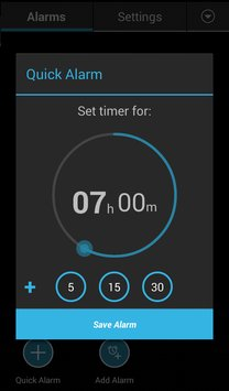 Alarm with math problems3