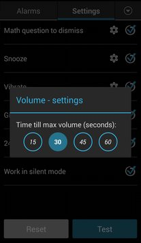 Alarm with math problems6