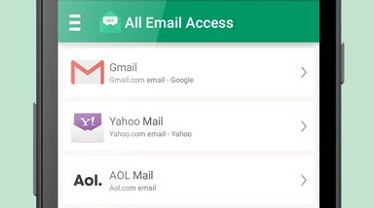 All Email Access logo